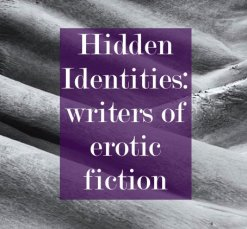 Hidden Identities pennames  writers of erotic fiction emmanuelle de maupassant