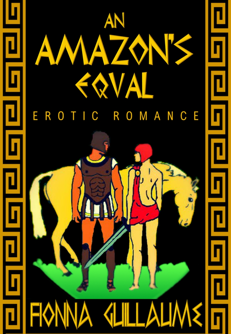 Amazons Equal ebook Cover