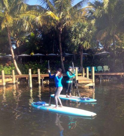 guanabanas paddle board