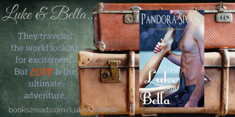 Luke & Bella new cover 1