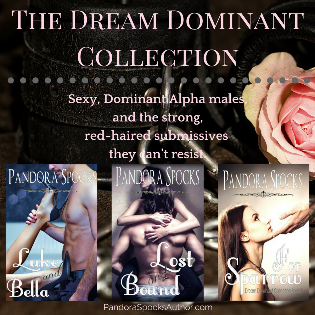 The Dream Dominant Collection new covers 1