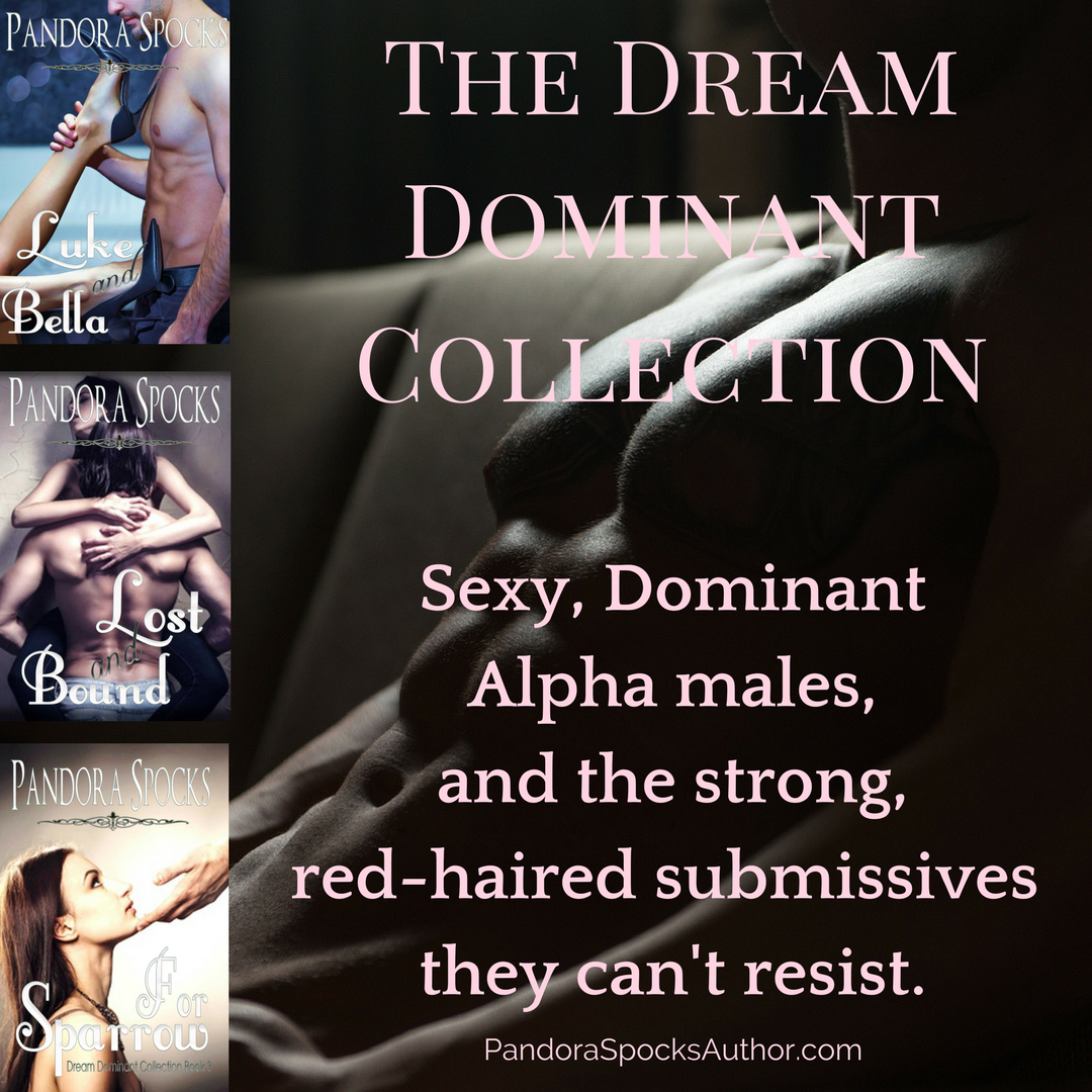 The Dream Dominant Collection new covers 2