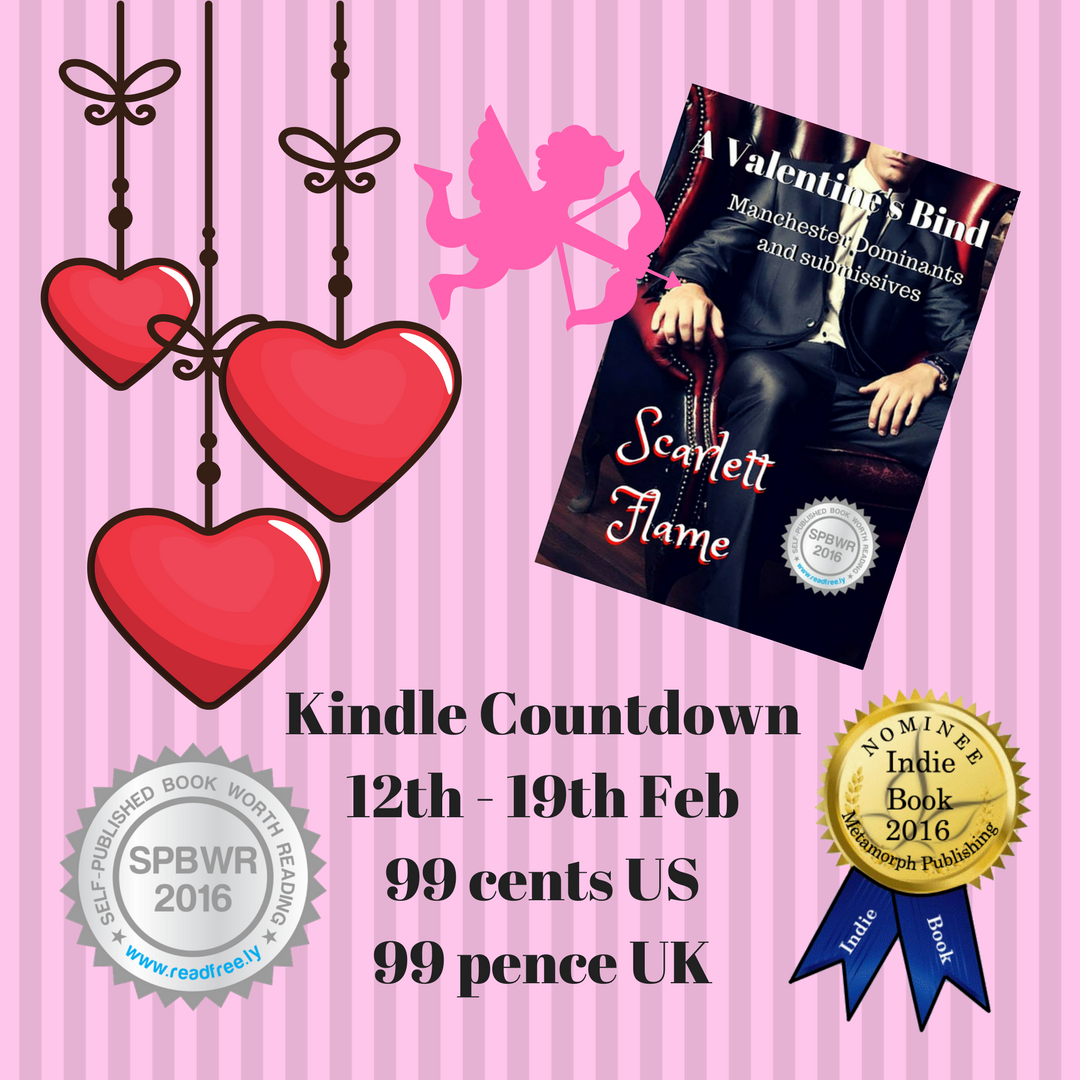 Kindle Countdown12th - 19th Feb99 cents US99 pence UK (1)