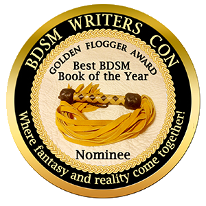 Golden Flogger Award -- Nominee CLEAR BACKGROUND