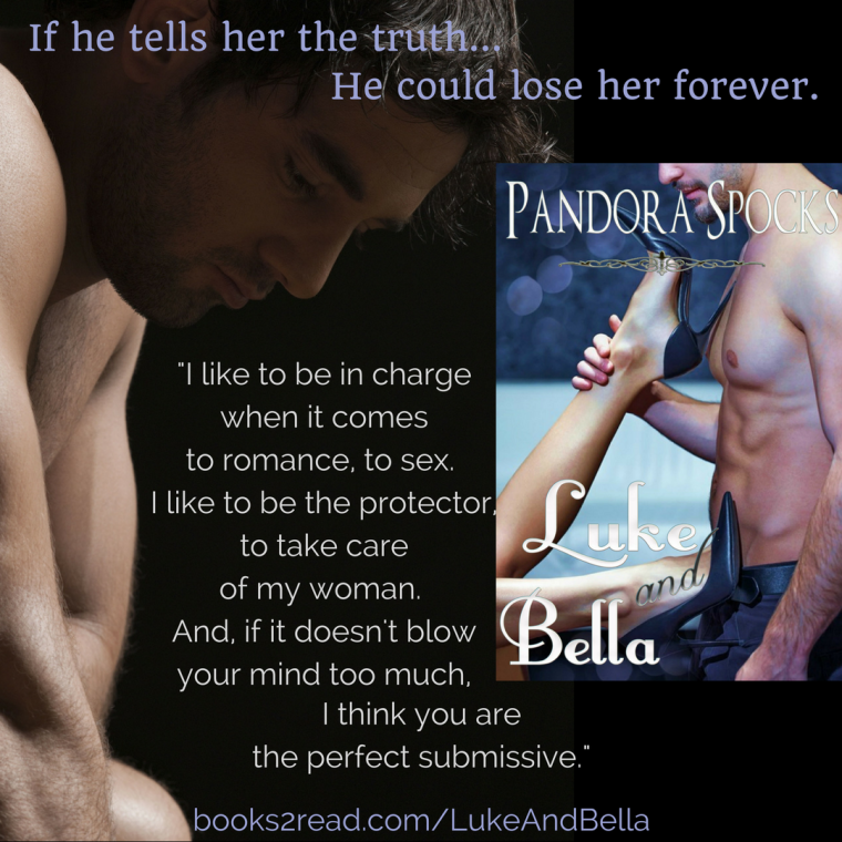 Luke & Bella new cover 2